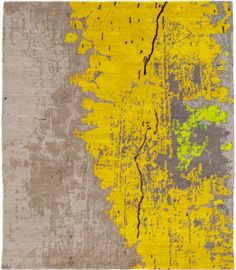 Maple Hand Knotted Tibetan Signature Rug from the Tibetan Rugs 1 collection at Modern Area Rugs