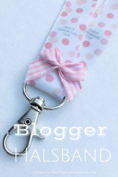 Wie du auf Messen und Events noch besser auf deinen Blog aufmerksam machen kannst? Schau dir mal das super einfache DIY auf craftyneighboursclub.com an.