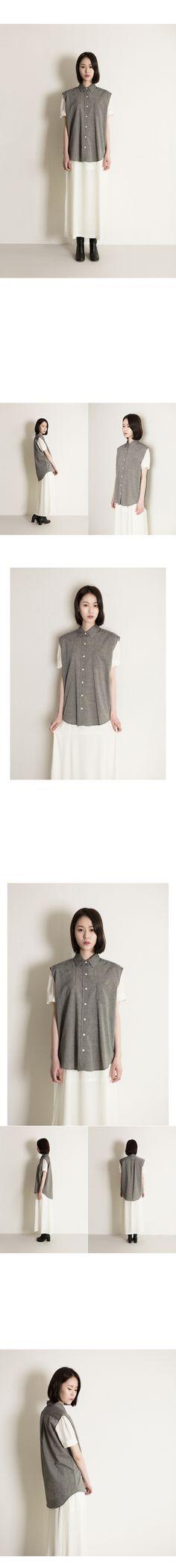 Vest Shirts | MIXXMIX