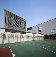 Gallery - Jiangbei Foreign Language School / DC ALLIANCE - 1