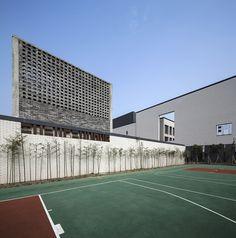 Galeria de Escola de Línguas Estrangeiras Jiangbei / DC ALLIANCE - 1