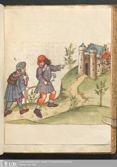 256 [126r] - Ms. germ. qu. 13 - Salman und Morolf - Page - Mittelalterliche Handschriften - Digitale Sammlungen 1479