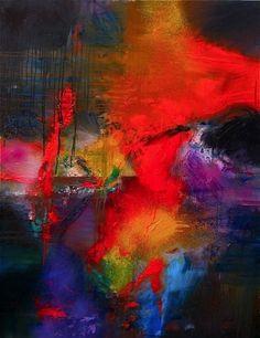 """Black Sun"""" Gerard Stricher,"""