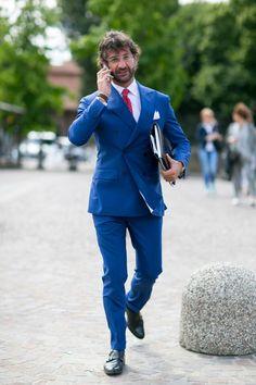 Pitti Uomo 86 street style: i look più cool. Day by day - Style - Il Magazine Moda Uomo del Corriere della Sera