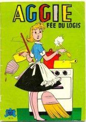 Aggie (SPE) -15a78- Aggie fée du logis