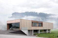 Haus mit Schauraum - Markus Innauer