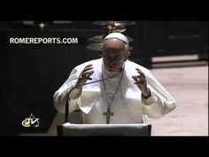 El Papa a los jóvenes argentinos: ¡Hagan lío!