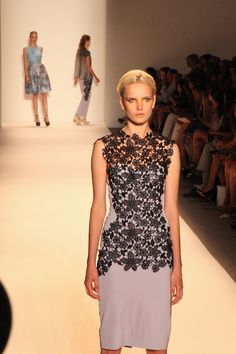 Standout Collection: Lela Rose Spring 2013   theglitterguide.com