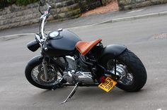 Yamaha Dragstar 1100 Custom