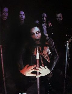 Antichrist Superstar imagery - The Marilyn Manson Wiki Marilyn Manson Art, Marilyn Manson Tattoo, Brian Warner, El Rock And Roll, Into The Fire, Music Is Life, Rock Bands, Metal Bands, Metallica