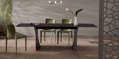 Mesa de comedor / redonda / rectangular / de interior - PALIO by Ludovica & Roberto Palomba - POLTRONA FRAU