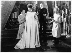 1935, Bride of Frankenstein, J. Whale - C.D. Hall