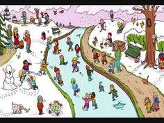 lied: het is winter, bibber, bibber..
