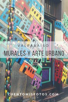 Valparaíso es conocido por ser una de las ciudades más culturales de Sudamérica.  Te invito a leer mi entrada de blog en donde te cuento más sobre este museo de cielo abierto.  #Valparaiso #Chile #arteurbano #urbanart #streetart #mural #sudamerica #citytour #cuentomisfotos #viajeros #turismo #blog #travelblogger #blogger #valpo
