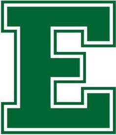 Vinyl Decal Sticker -  Eastern Michigan Eagles Decal for Windows, Cars, Laptops, Macbook, Yeti, Coolers, Mugs etc
