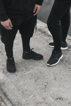 Nike Air Hurache X Adidas ZX Flux