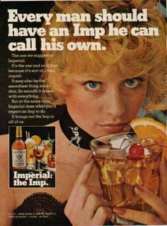 Imperial aka Imp ad from the 1970's
