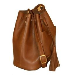 Large Ginger Leather Tote Bag | Women's Bags & Accessories | Bubo Handmade | Scoutmob Shoppe | Product Detail