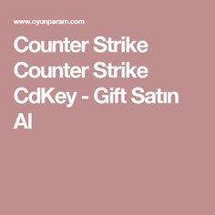 Counter Strike Counter Strike CdKey - Gift Satın Al