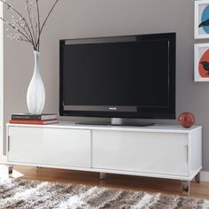 Olea Cider 52 Inch TV Stand On Sale Now At Bellacor! | Living Room |  Pinterest | Tv Stands, Living Rooms And Room