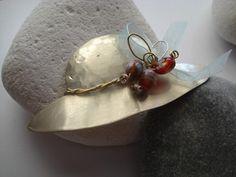 Τέχνη από μέταλλο.... Homemade Jewelry, Nickel Silver, Cuff Bracelets, Jewels, Metal, Crafts, Diy, Image, Schmuck