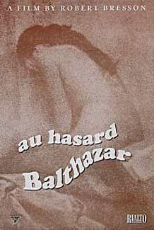 Au Hasard Balthazar, Robert Bresson, Blog, Grande, Movie Posters, Cinema, Movies, 2016 Movies, Places