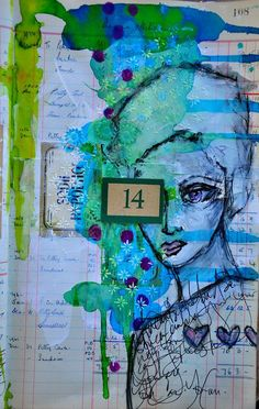 http://dinastamps.typepad.com/ponderings/2013/02/art-journal-pages-with-februarys-jbs-kit.html