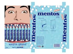 A Counter-top Display for Mentos   Shelf Display   point of purchase at thesellingpoints.com