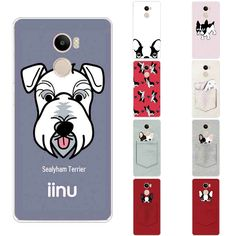 Phone Case for Xiaomi Redmi 4 Cover 5.0 inch Transparent Ultra Thin  For Redmi4 Shell Silicon Pocket Pet Pattern Fundas Gel