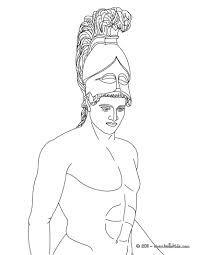 Resultado de imagem para para colorir mitologia