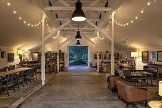 On of my dreams is to have a converted barn on day.
