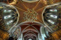 St. Martin church #Bled #BledLake #Slovenia #svMartina #neogothic #church #geoslo #ctdslovenia #theslovenia #Nikon #Samyang #8mm #fisheye #HDR #RiccardoCuppini
