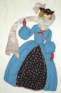Filene Bonnet Girl - Helen R. Scott