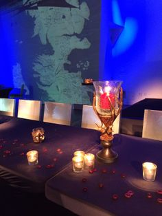Game of Thrones Party  [seven-degrees]