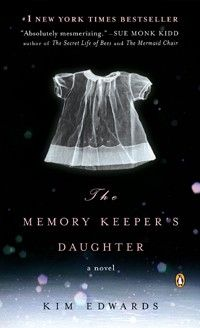 books i ve read august 2011 The Memory Keeper's Daughter by Kim Edwards. This stunning novel begins on a winter night in 1964, when a blizzard forces Dr. David Henry to deliver his own twins. His son, born first, is perfectly healthy, but the doctor immediately recognizes that his daughter has Down syndrome. For motives he tells himself are good, he makes a split-second decision that will haunt all their lives forever. He asks his nurse, Caroline, to take the baby away to an institution…