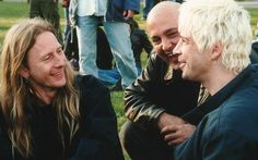 """""""Jerry Cantrell and Chris Cornell """""""