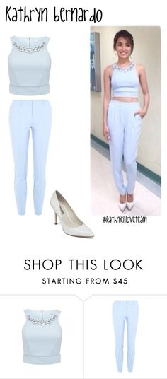"""kathryn bernardo #3"" by kayla-santella ❤ liked on Polyvore featuring Forever New, River Island and BCBGeneration"