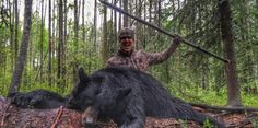 YouTube: Take down horrifying video of hunter slaughtering bear with a spear American hunter Josh Bowmar released a video glorifying cruel hunting methods that can lead to a 20-hour excruciating death. Tell YouTube to remove this video! (85970 signatures on petition)