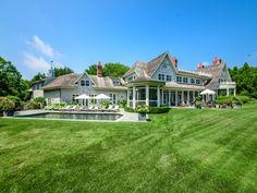 Harvey Weinstein and Georgina Chapman's Hamptons Mansion Is On The Mar