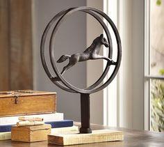 Running Horse Object | Pottery Barn