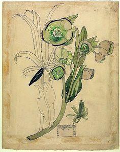 laflaneuse8: Charles Rennie Mackintosh & Margaret Macdonald, 1915