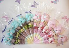 Sweetie/Candy Cones for boys and girls