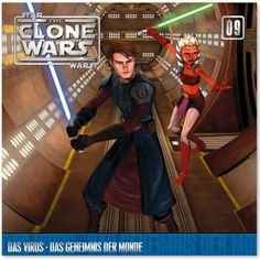 CD Star Wars - The Clone Wars 09 Das Virus/Geheimnis der Monde  http://www.meinspielzeug24.de/audio-video/cd-star-wars-the-clone-wars-09-das-virusgeheimnis-der-monde/  #Junge, #StarWars #AudioVideo, #CD