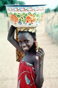 Dori, Burkina Faso, Africa by MeYou Vern
