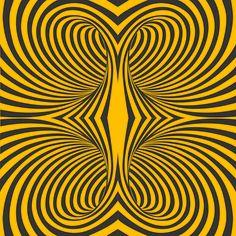 Trip amarelo  - 15,4 x 15,4 - designer Carine Canavesi. Vendidos em caixa com 50 unidades, cobrem pouco mais de 1 metro2.