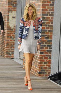 Brooklyn Decker wearing Isabel Marant