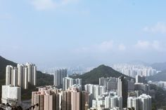 New free stock photo of city skyline buildings