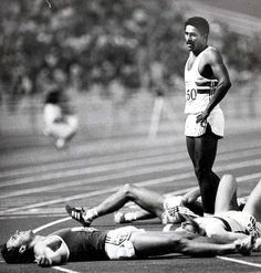 Daley Thompson in pictures. An olympic legend in black and white via dailymail.co.uk