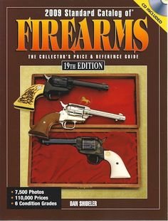 This book is the hobby's only comprehensive illustrated firearms identification and pricing. With this book, the reader will be able not only to identify and value his own firearms but to bargain effectively when buying or selling collectible guns in general. - See more at: http://www.hillcountrybooks.com/?page=shop/flypage&product_id=3935#sthash.SH10Tg4M.dpuf