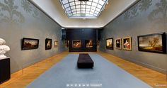 360 Amsterdam: Rijksmuseum Rembrandt- Room 8 Artdaily.org - The First Art Newspaper on the Net